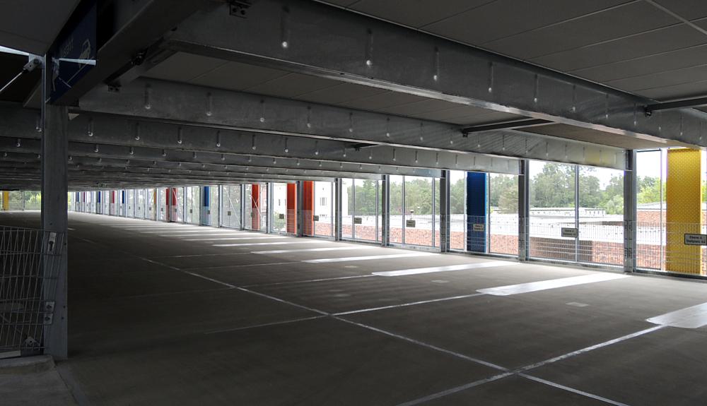 Projektbild 5, Parkhaus Südstadtklinikum   |   Rostock