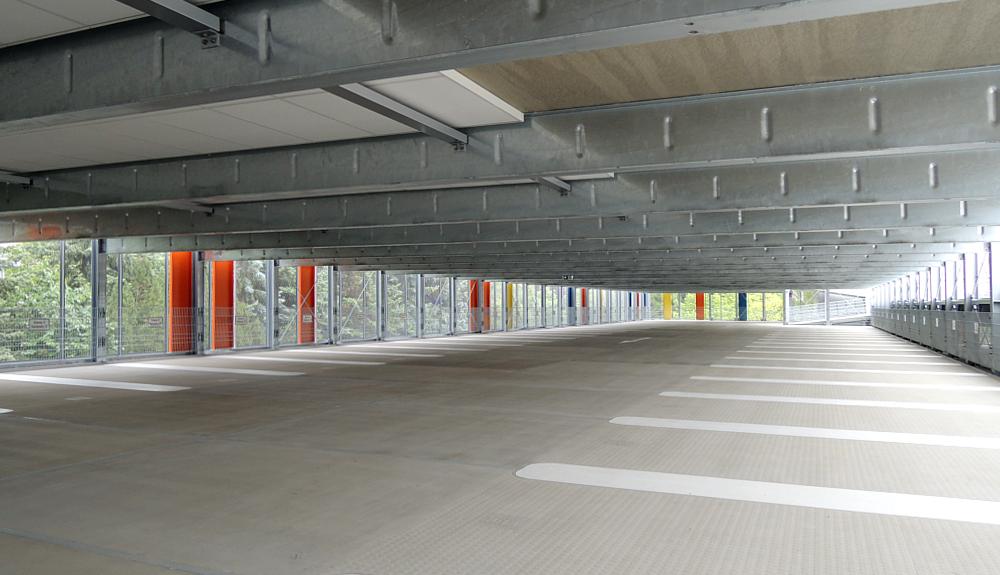 Projektbild 3, Parkhaus Südstadtklinikum   |   Rostock