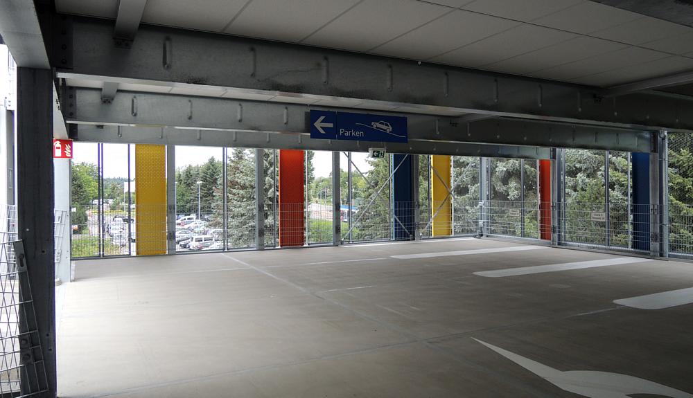 Projektbild 4, Parkhaus Südstadtklinikum   |   Rostock