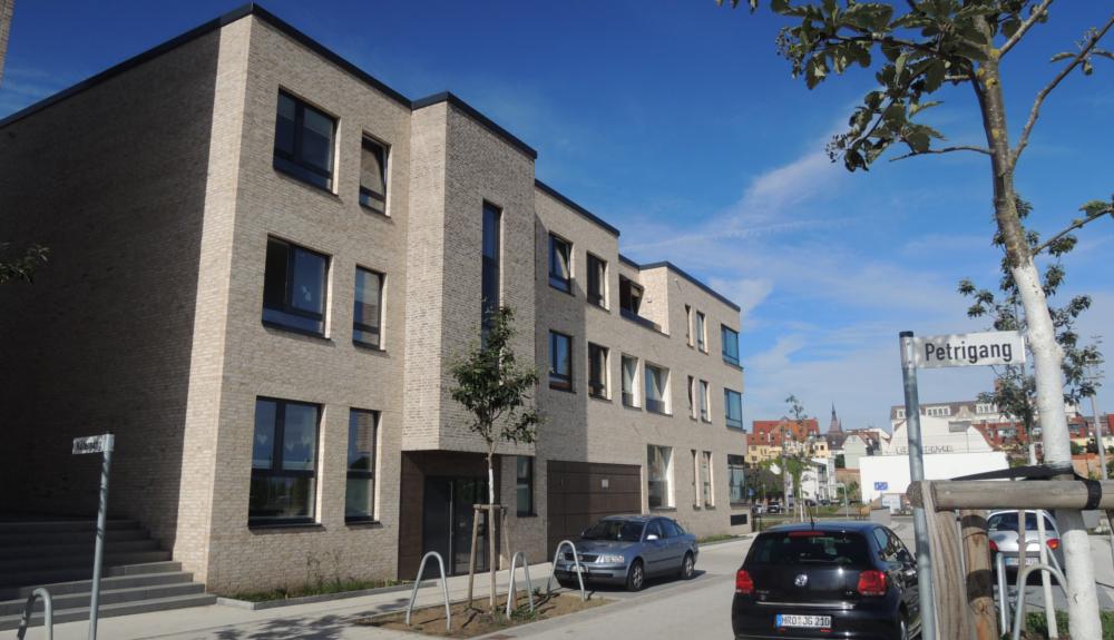 Projektbild 3, Neubau Petrihof   |   Petriviertel – Rostock