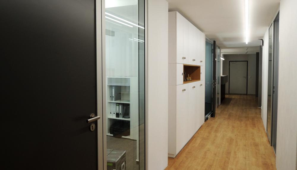 Projektbild 1, Büro | Rostock