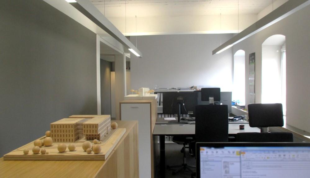 Projektbild 4, Büro | Rostock