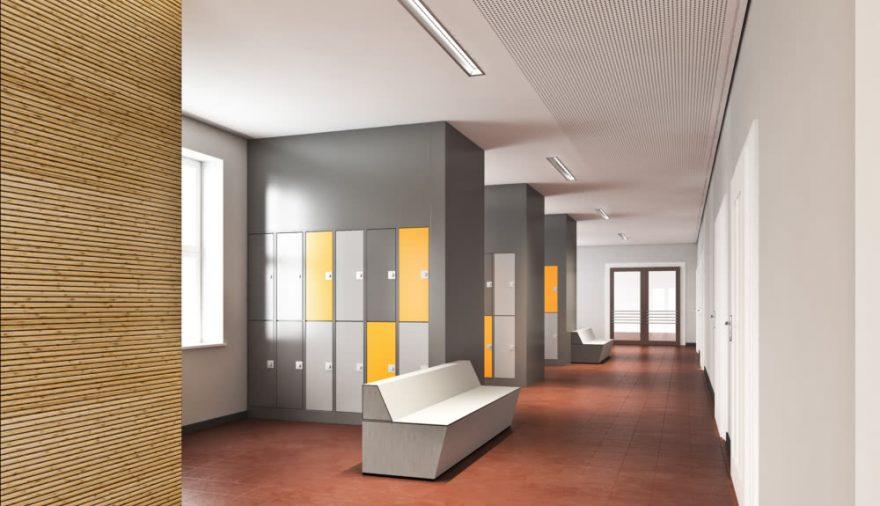Projektbild 1, Heinrich-Schütz-Schule  |  Rostock