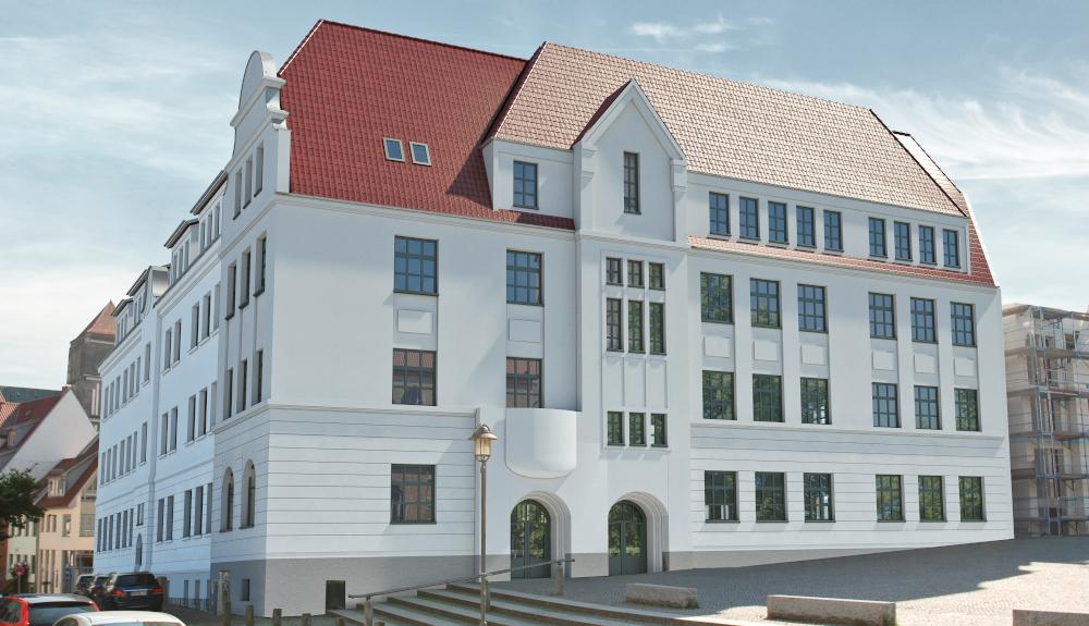 Projektbild 2, Grundschule am Alten Markt  |  Rostock