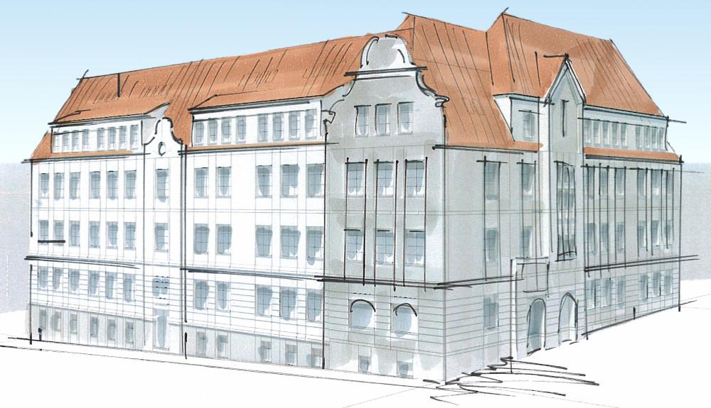 Projektbild 1, Grundschule am Alten Markt  |  Rostock