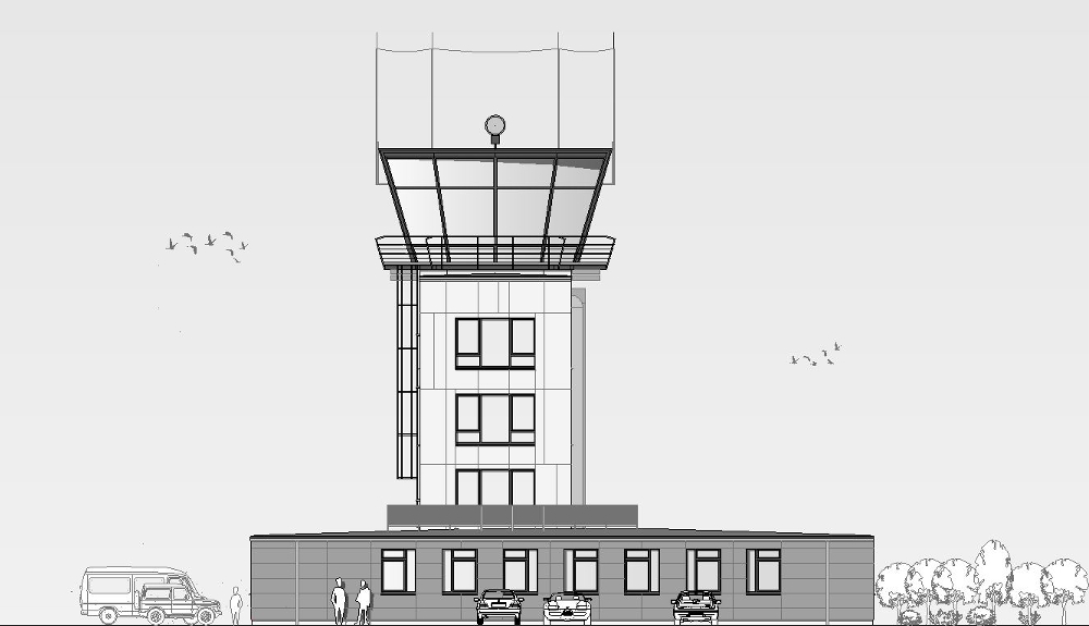 Projektbild 2, Tower | NATO Flugplatz Schleswig – Jagel