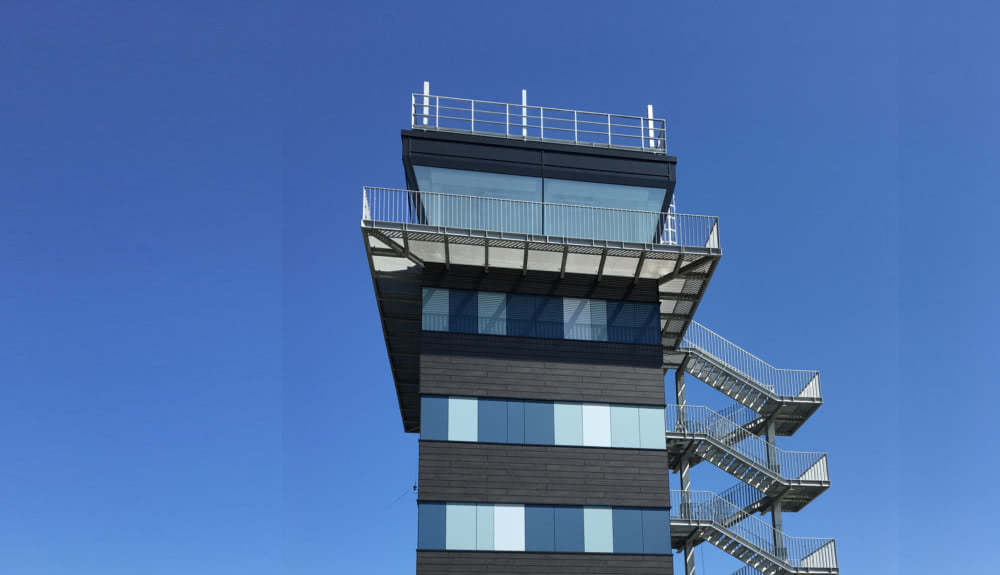 Projektbild 4, Kontrollturm  |  TrÜbPl Todendorf