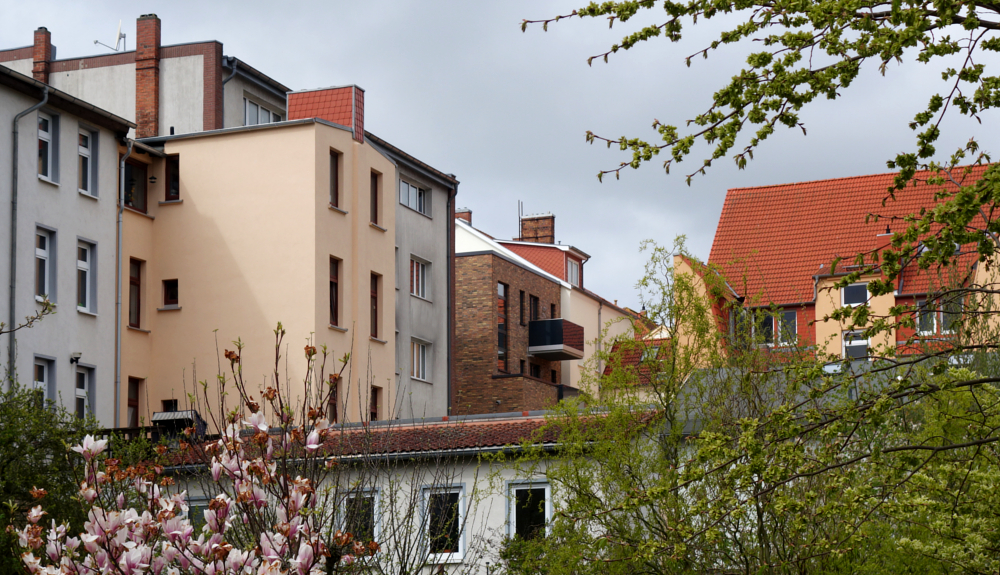 Projektbild 4, Mehrfamilienhaus | Patriotischer Weg – Rostock