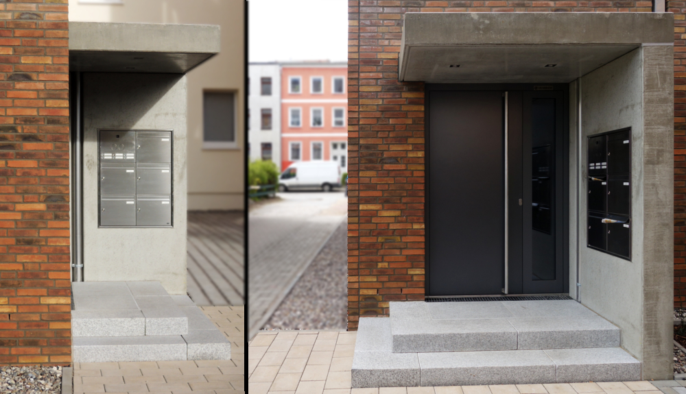 Projektbild 3, Mehrfamilienhaus | Patriotischer Weg – Rostock