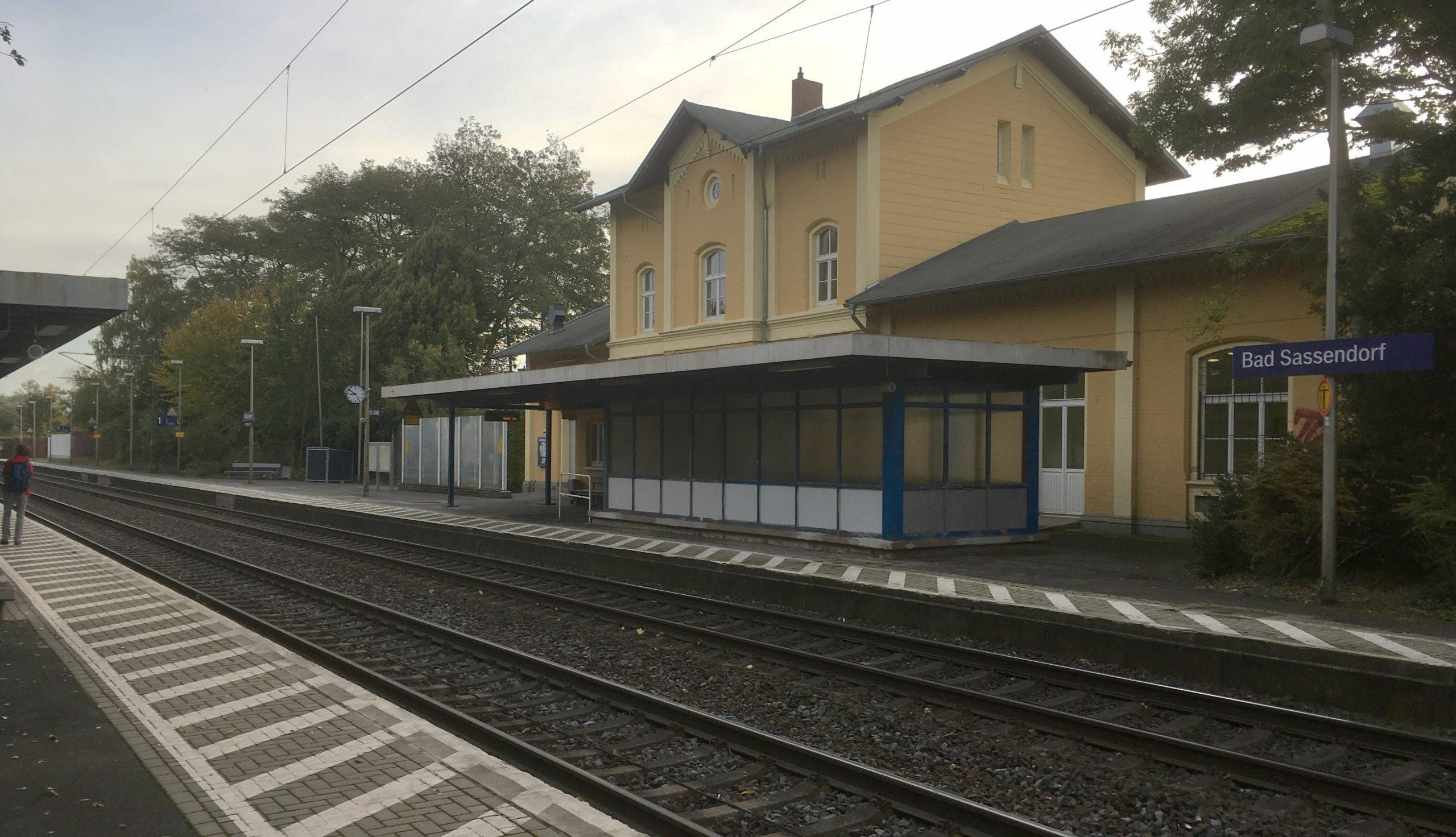 Projektbild 2, Bahnhof | Bad Sassendorf