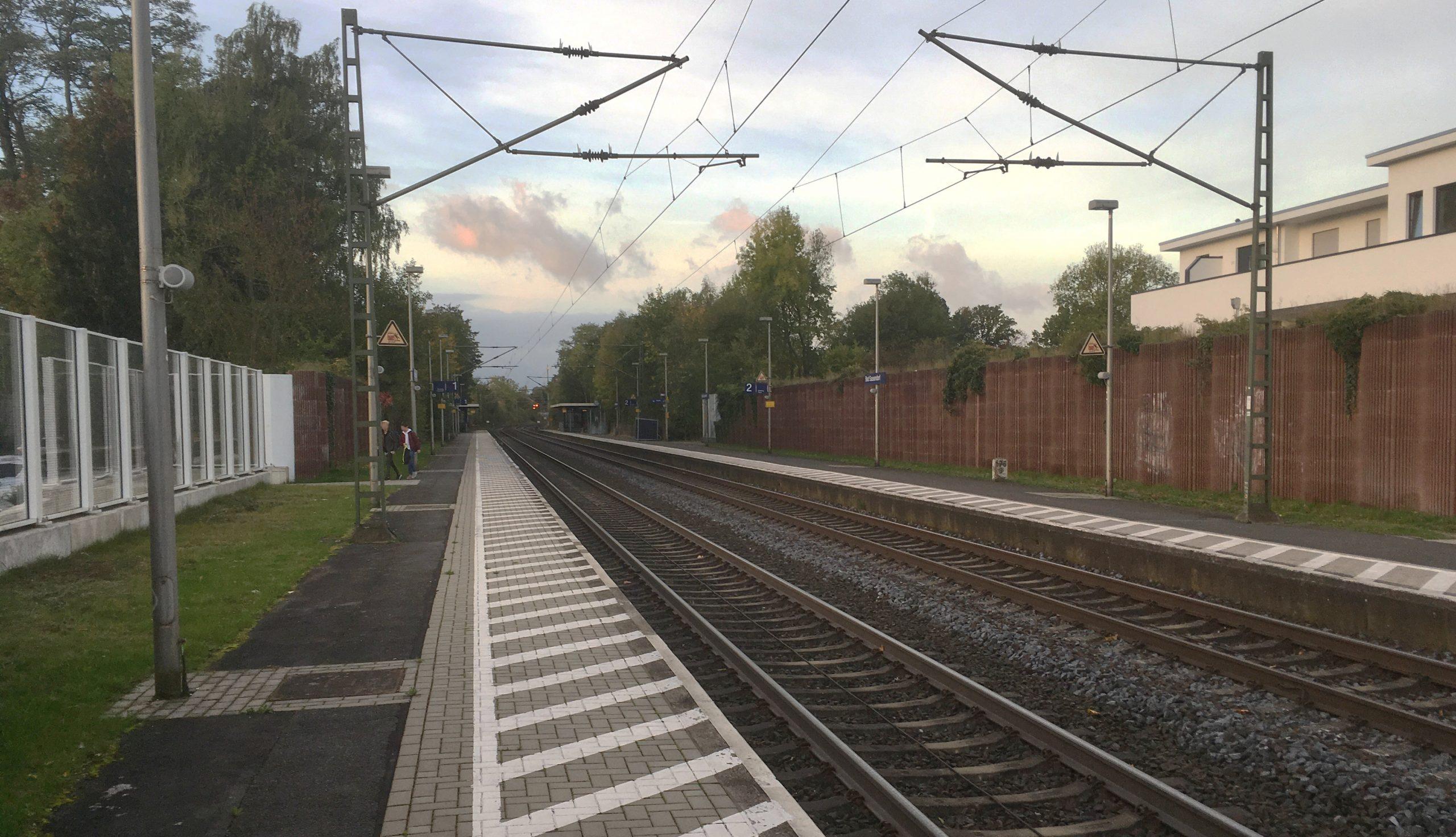 Projektbild 1, Bahnhof | Bad Sassendorf