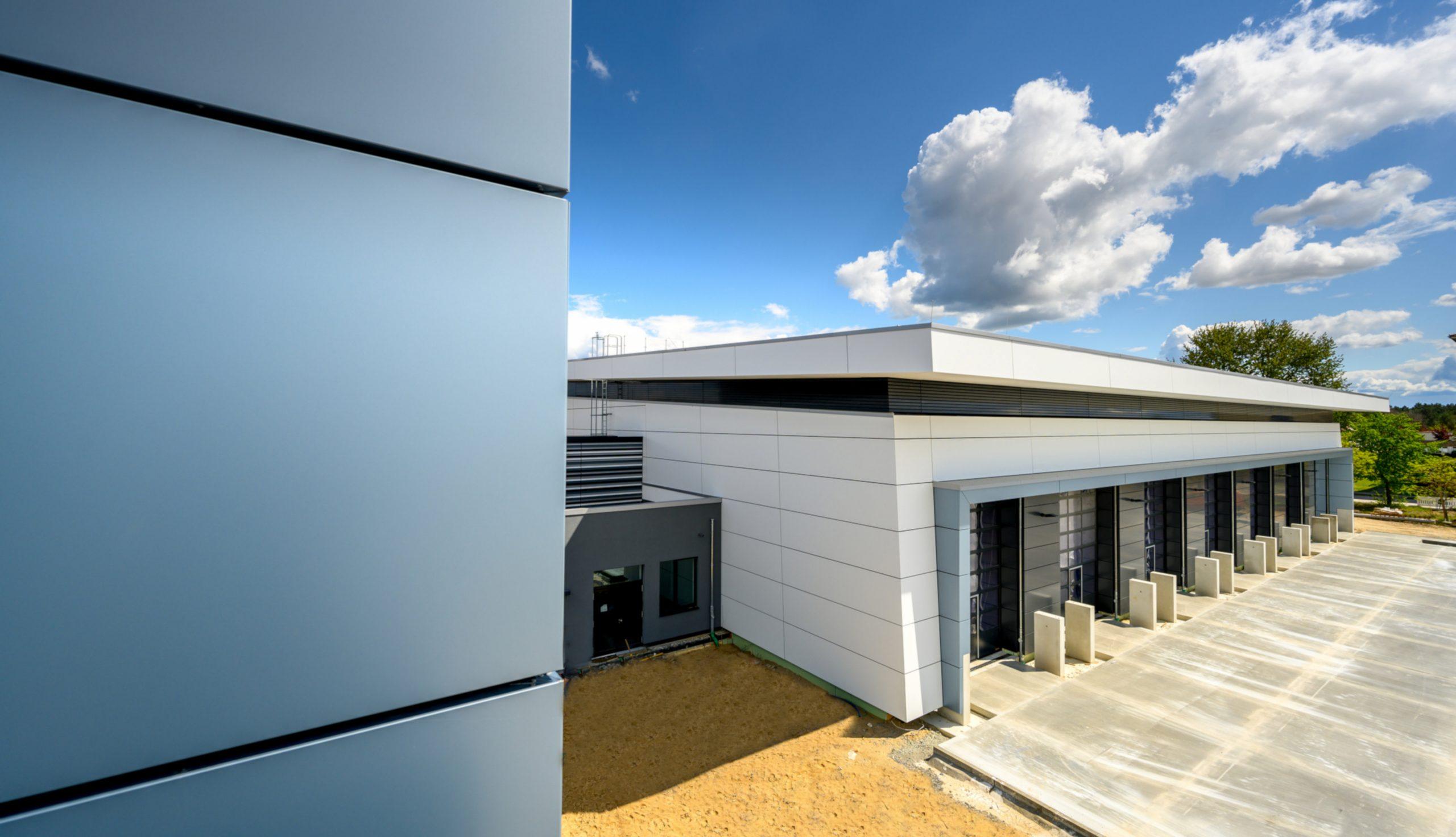 Projektbild 4, Kfz Instandsetzungshalle |  |  H.-J. Zieten Kaserne Beelitz