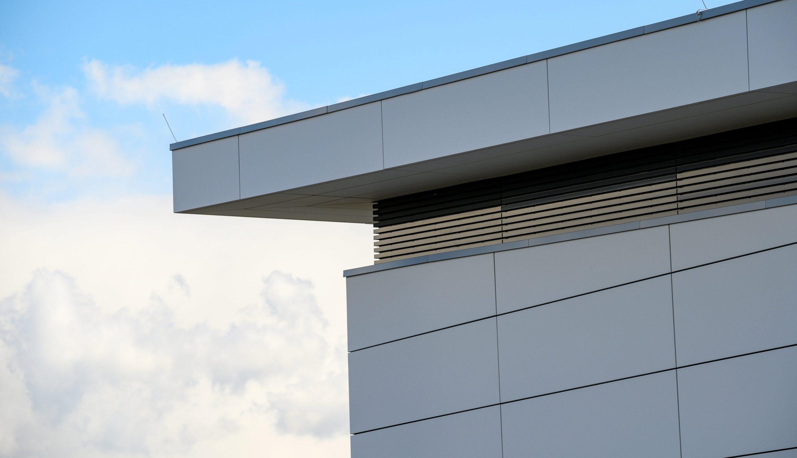 Projektbild 8, Kfz Instandsetzungshalle |  |  H.-J. Zieten Kaserne Beelitz