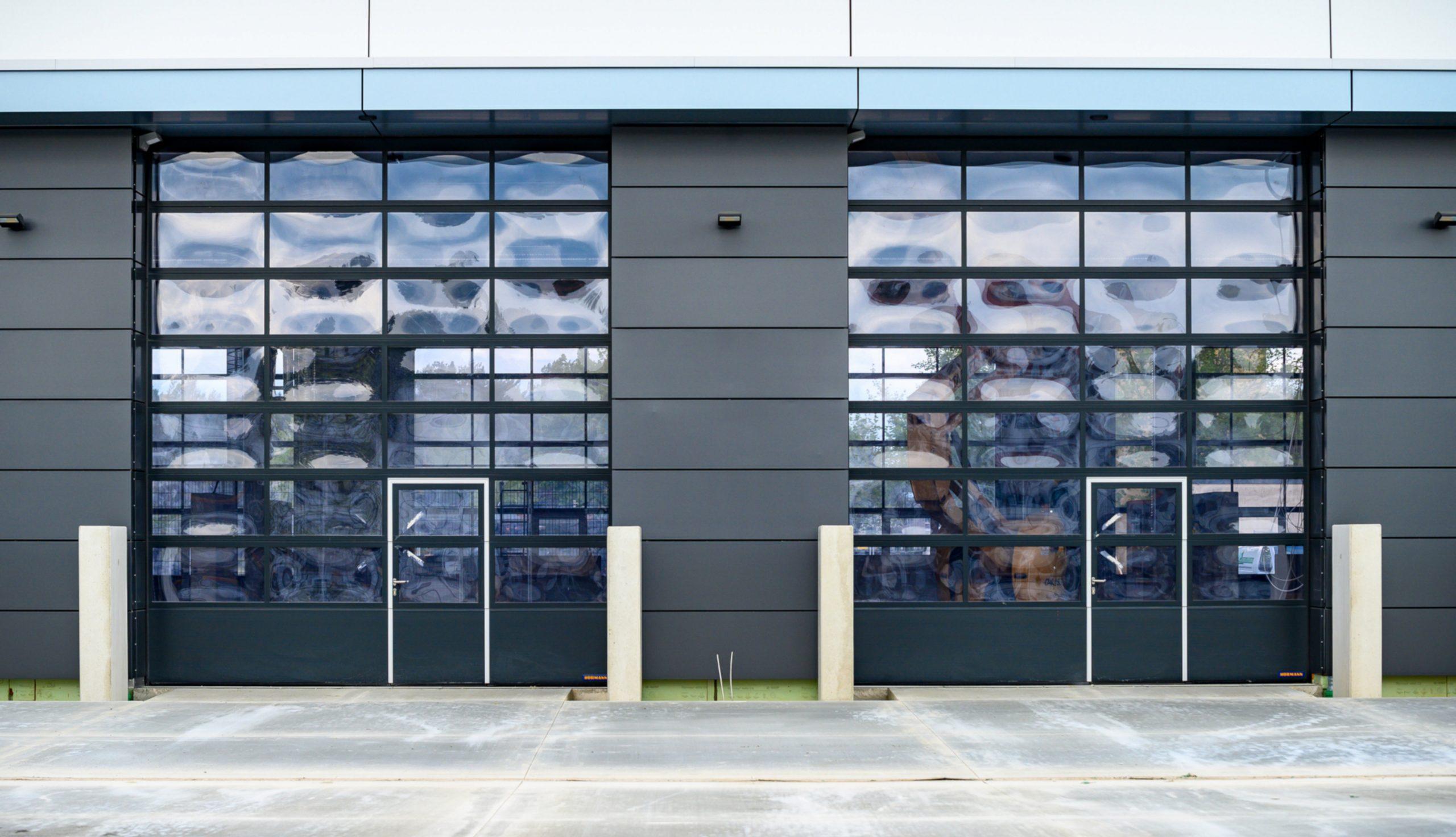 Projektbild 9, Kfz Instandsetzungshalle |  |  H.-J. Zieten Kaserne Beelitz